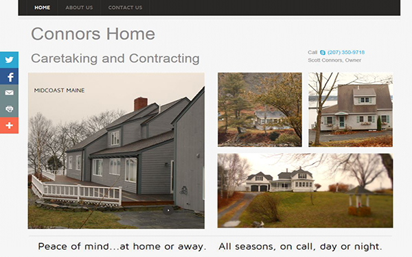Connors Home Caretaking and Contracting